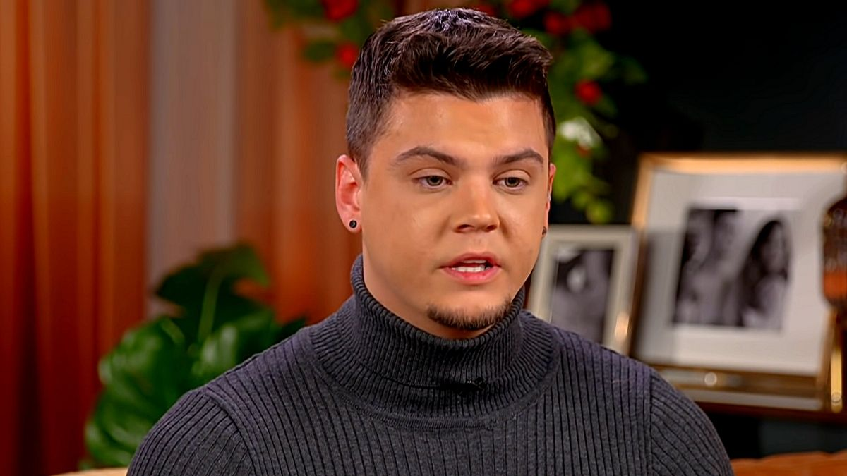 Tyler Baltierra of Teen Mom OG