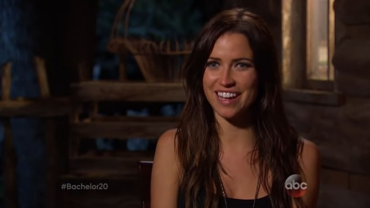 Kaitlyn Bristowe on The Bachelorette