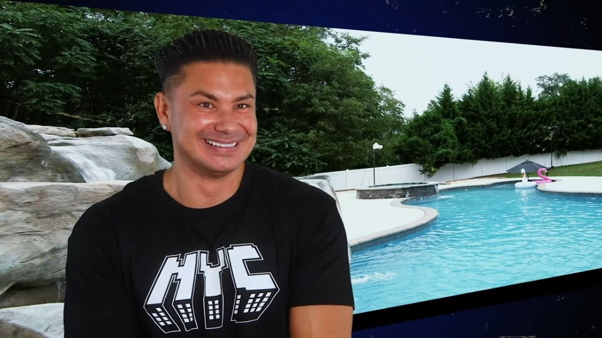 Pauly D on Jersey Shore Family Vacation