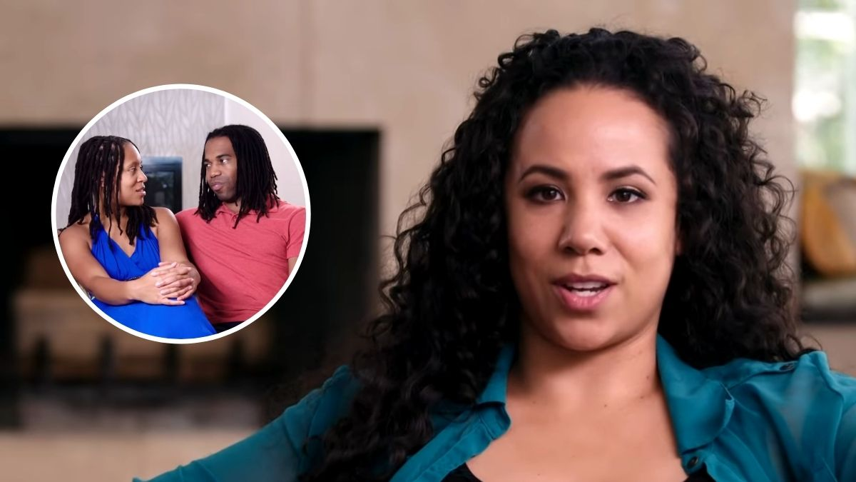 Vanessa Cobbs and Dimitri and Ashley Snowden of Seeking Sister Wives