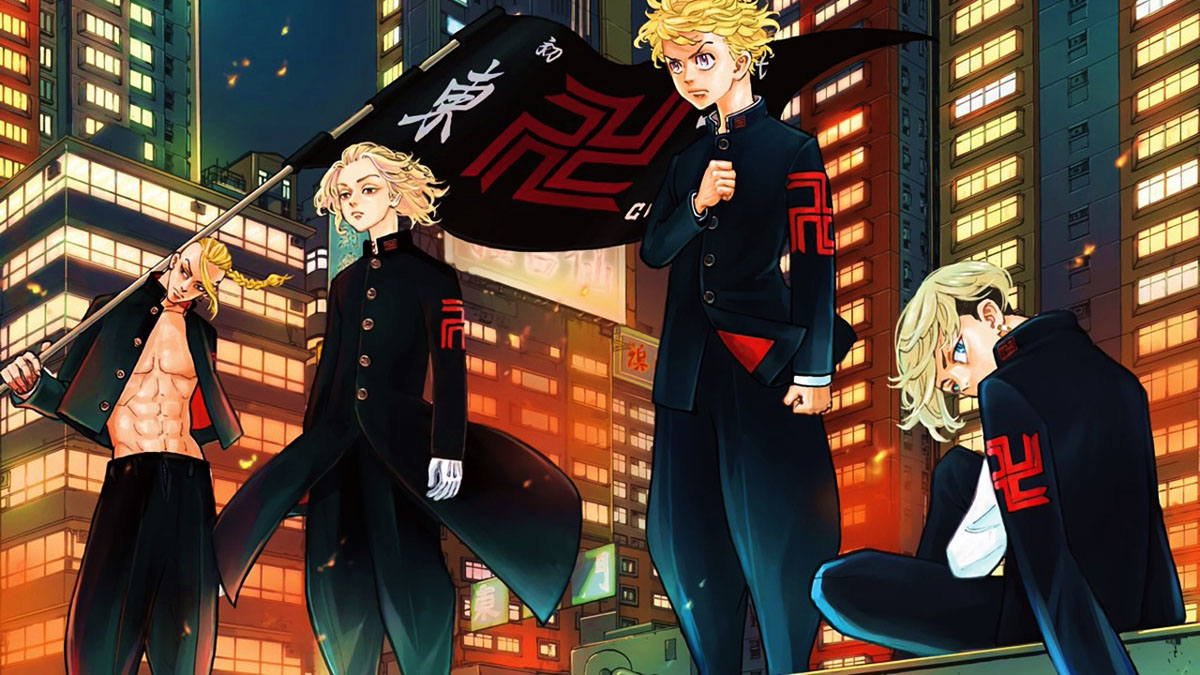 Tokyo Revengers Manji