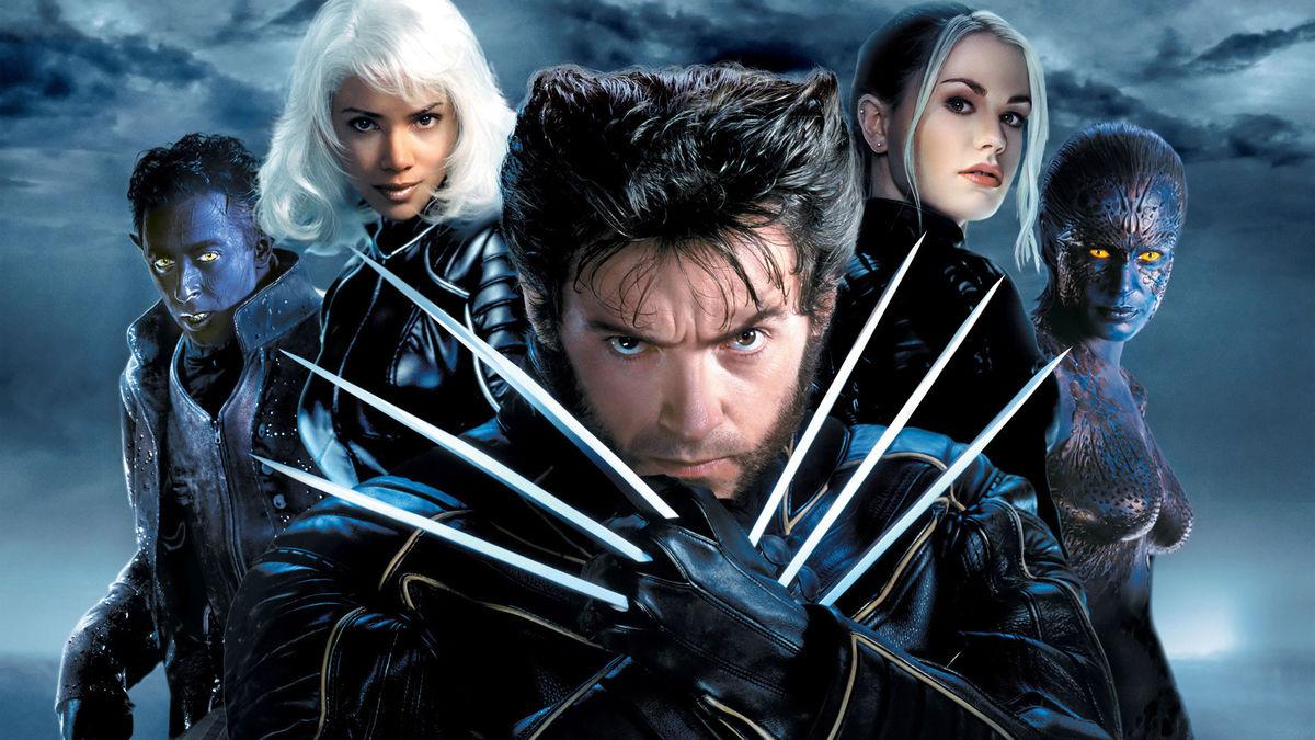 X2 X-Men United (2003)