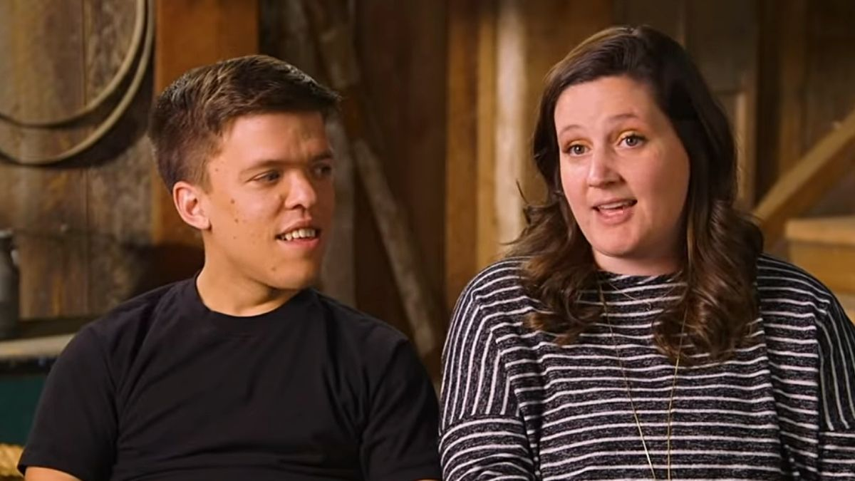 Zach and Tori Roloff of LPBW