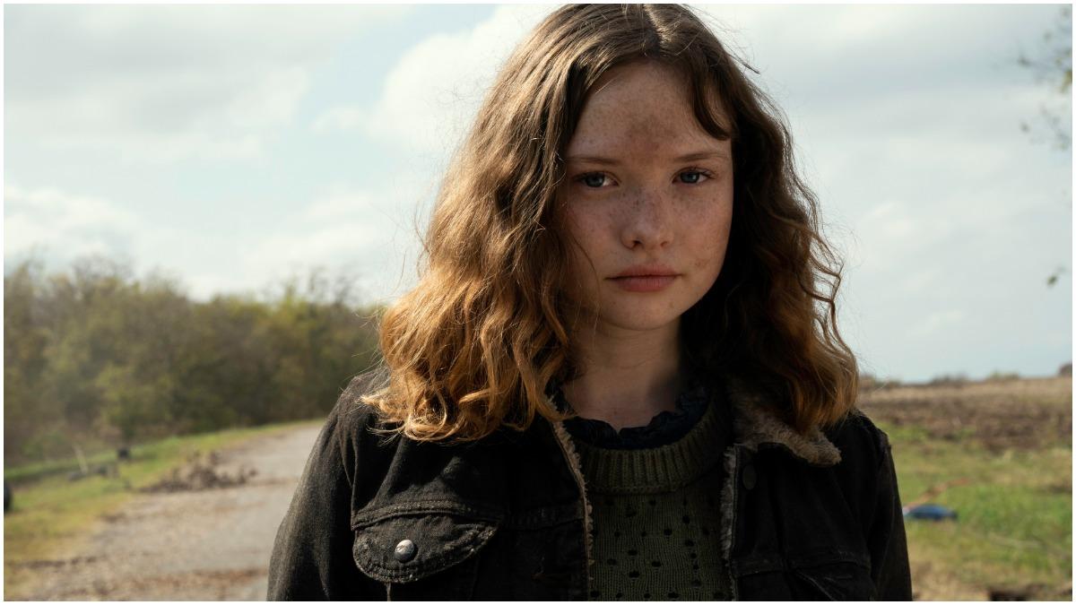 Zoe Colletti stars as Dakota, as seen in Episode 14 of AMC's Fear the Walking Dead Season 6