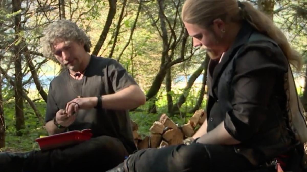 Noah Brown and Matt Brown on Alaskan Bush People