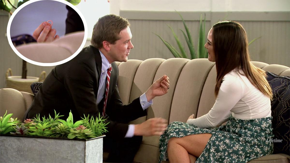 Erik proposes to Virginia