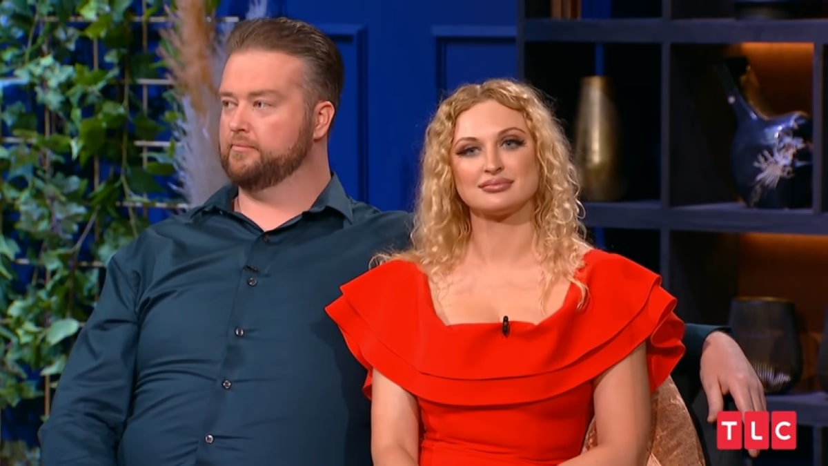 90 Day Fiance couple Mike Youngquist and Natalie Mordovsteva.