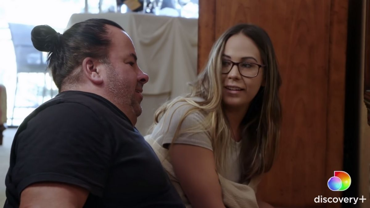 90 Day:The Single Life star Big Ed says he's in a rough spot with Liz