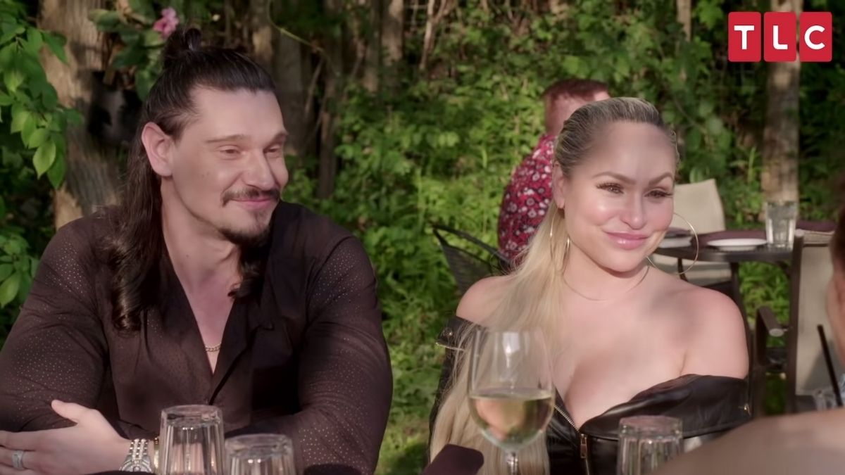 Darcey Silva and Georgi Rusev have trust issues in sneak peak for Season 2 of Darcey and Stacey