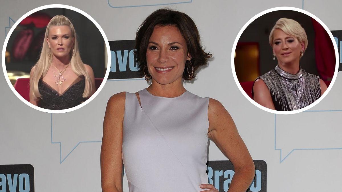 RHONY star Luann de Lesseps wants Dorinda Medley and Tinsley Mortimer to return