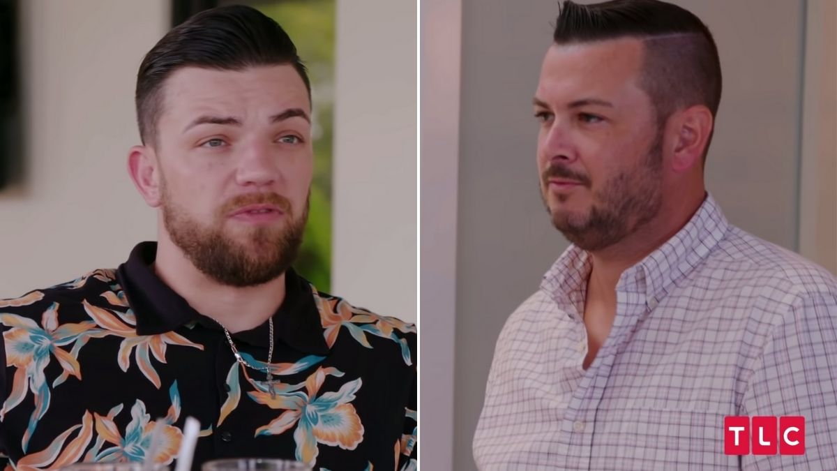 90 Day Fiance:Happily Ever After star Andrei Castravet says he does not have a relationship with Elizabeth's brother Charlie