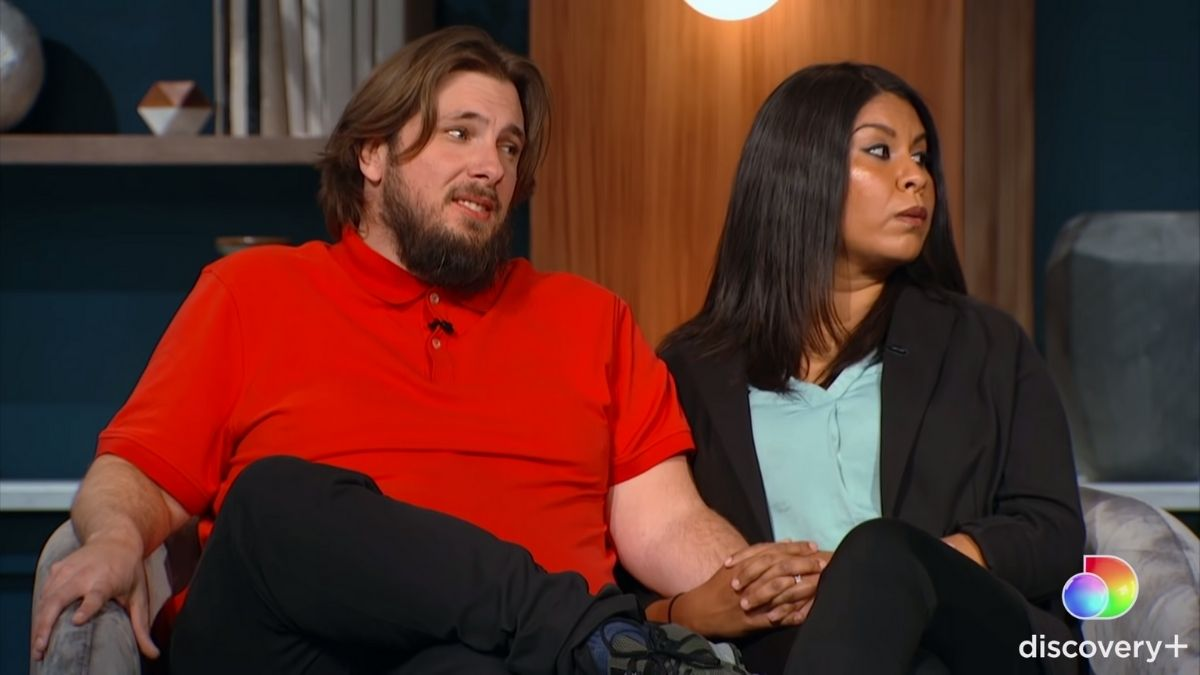 Vanessa and Colt reveal they secretly tied the knot during 90 Day:The Single Life Tell All