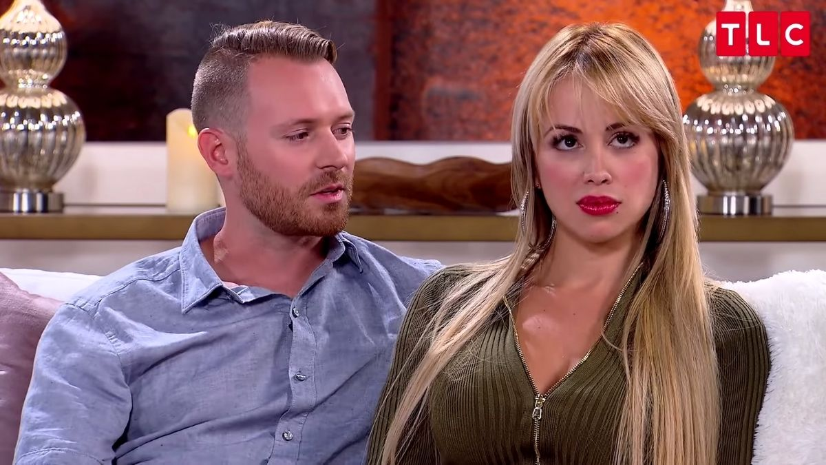 90 Day Fiance star Paola Mayfield says things got difficult between her and husband Russ