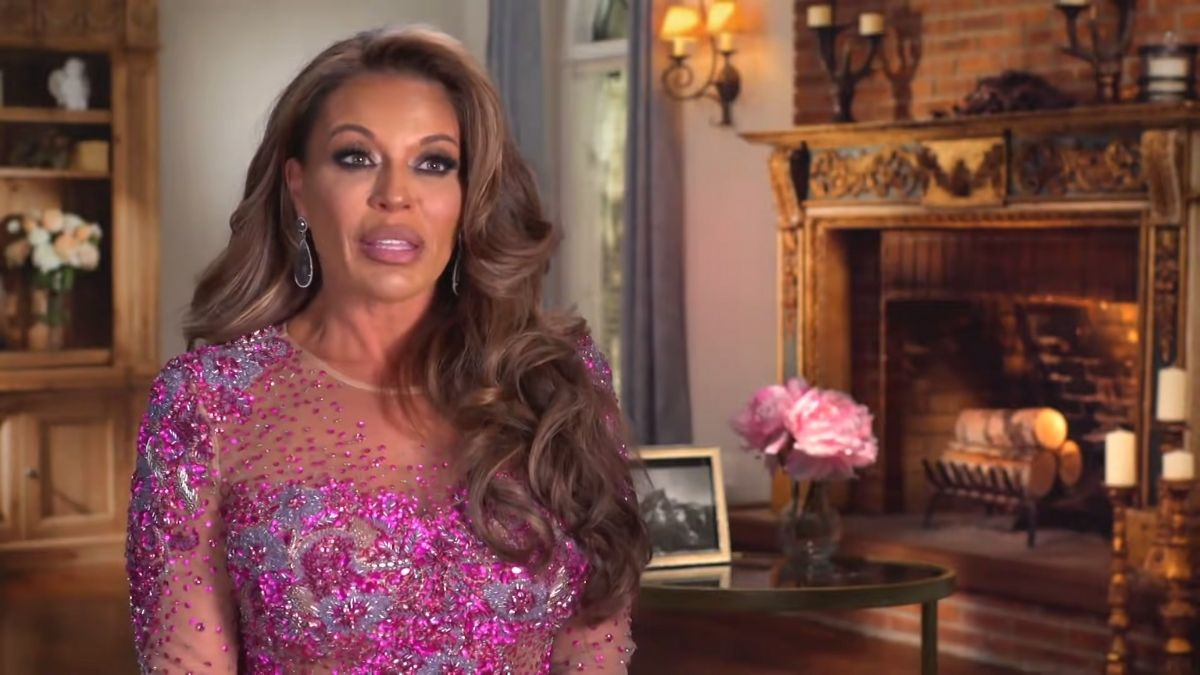 RHONJ star Dolores Catania confronts her costars after they commented on her relationship with David Principe