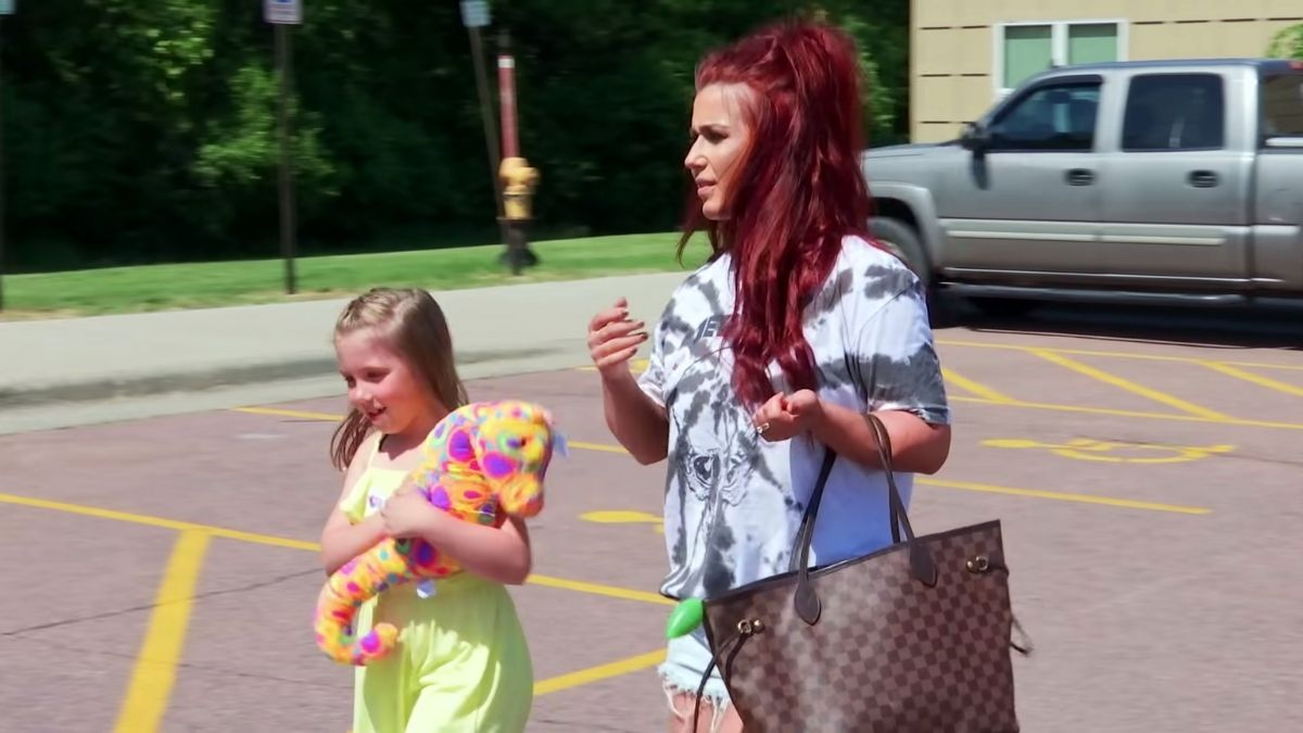 Former Teen Mom 2 star Chelsea Houska explains how daughter Aubree cemented her decision to leave the show