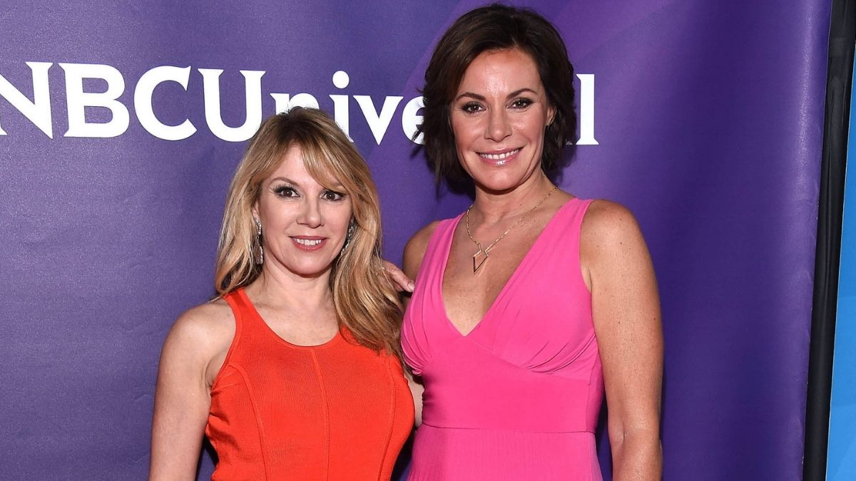 RHONY star Luann de Lesseps talks about her past rocky friendship with Ramona Singer