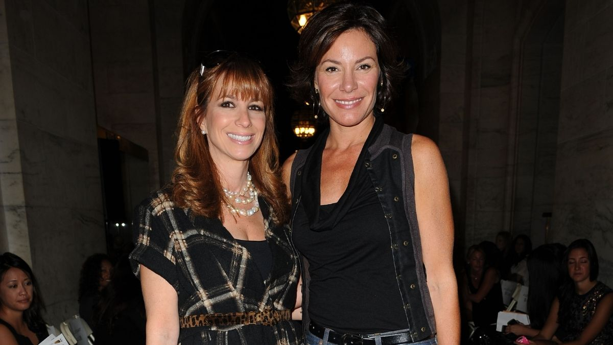 RHONY OG Jill Zarin is happy that Luann de Lesseps is now being honest on the show