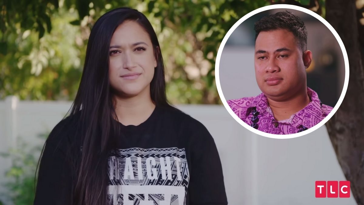 Kalani's sister is not convinced that Asuelu has changed his behaviour
