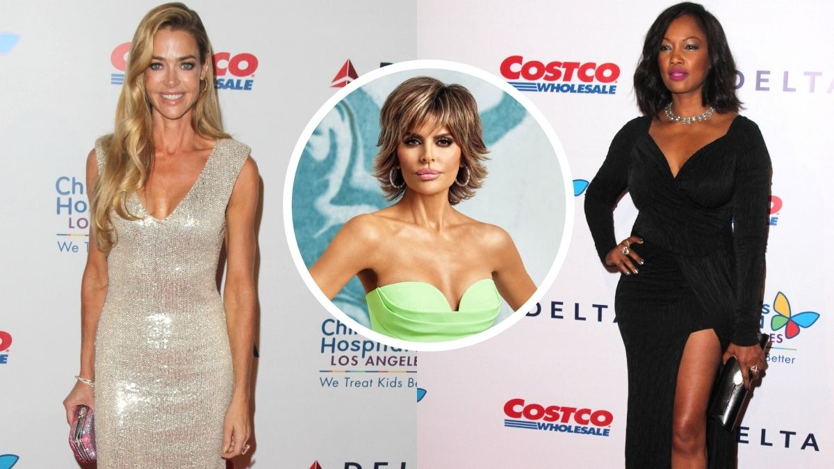 RHOBH star Lisa Rinna gets confronted by castmate Garcelle Beauvais