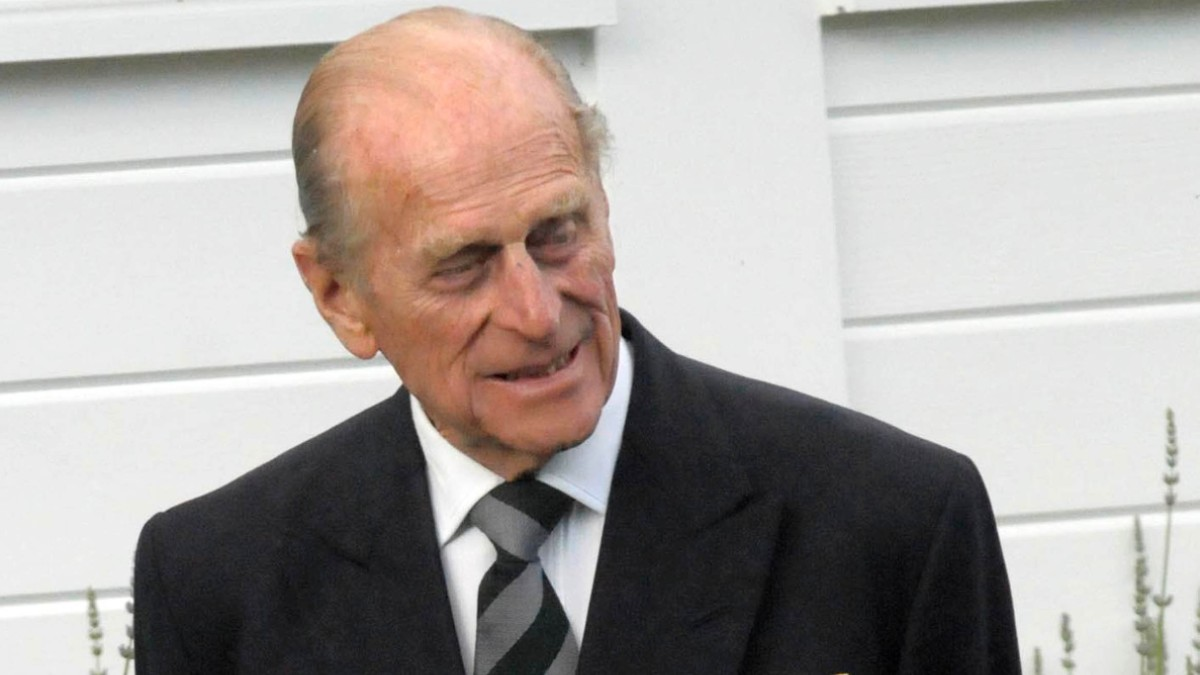 Prince Philip attending a royal event