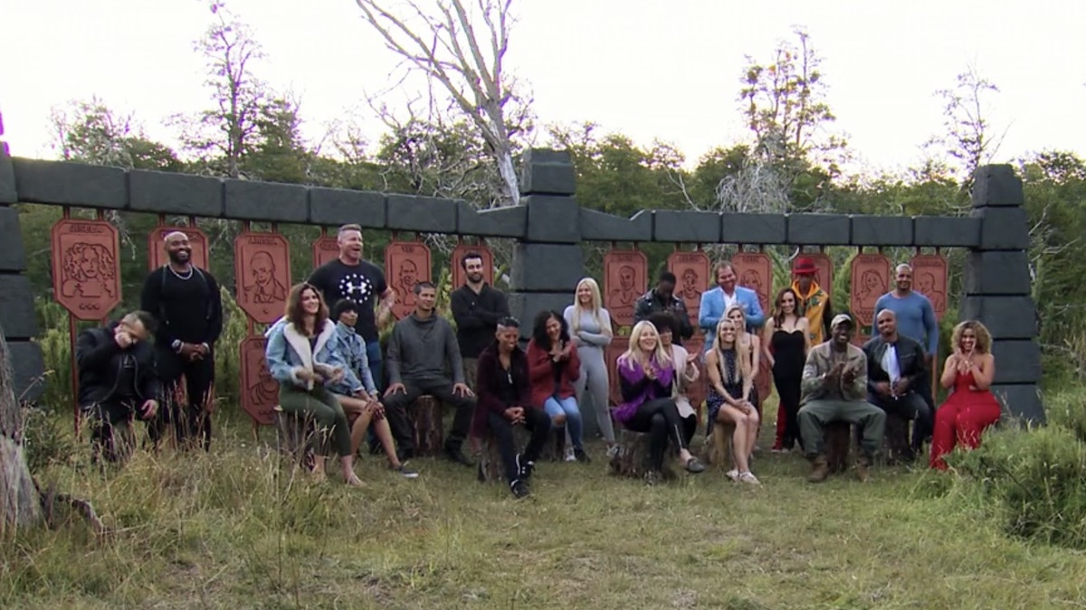 the challenge all stars cast during episode 1