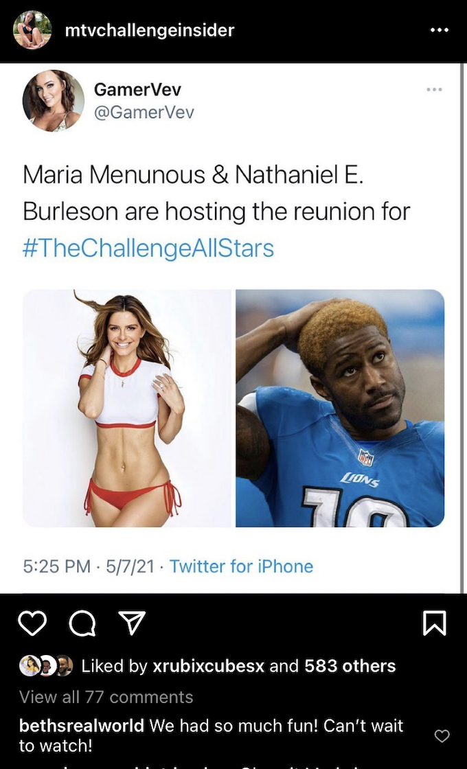 the challenge all stars reunion hosts revealed