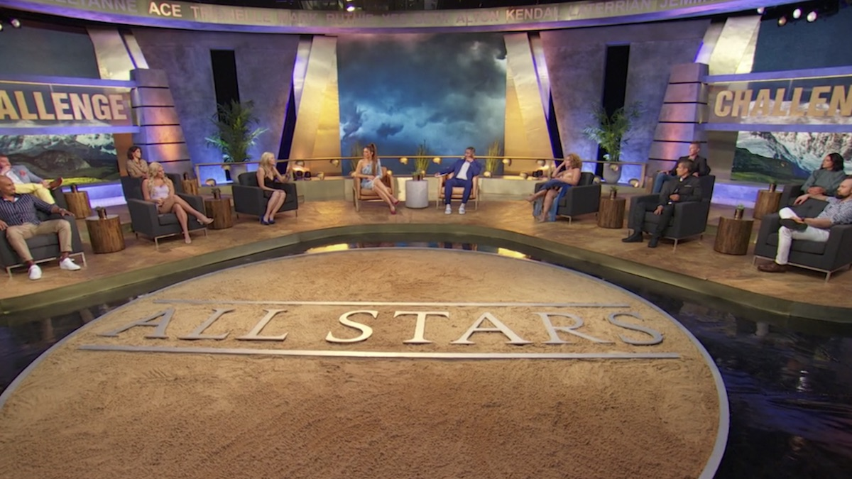the challenge all stars reunion episode cast members