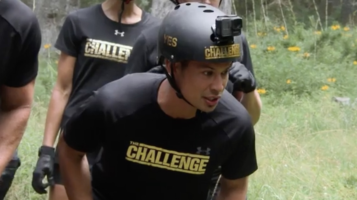 the challenge star yes duffy in all stars episode 5