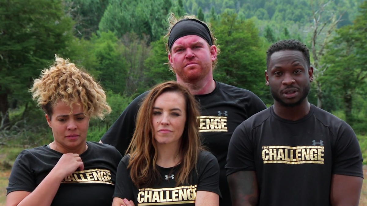 the challenge cast member reacts to all stars season