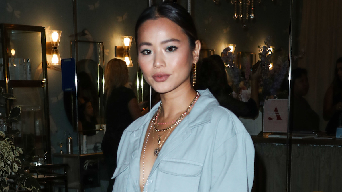 jamie chung at The AllBright West Hollywood Grand Opening Party