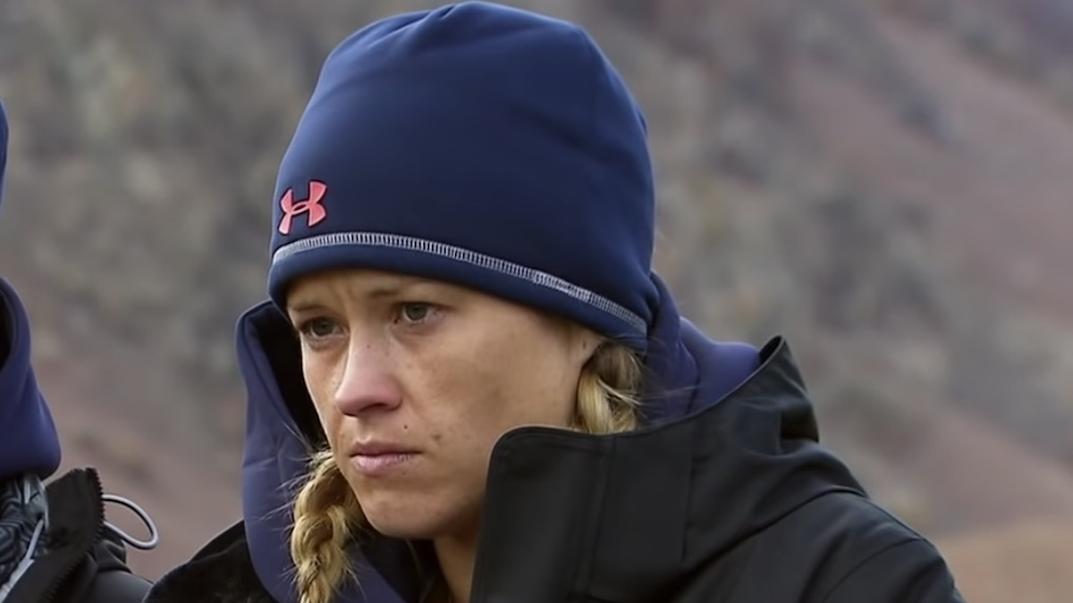 the challenge star sarah rice during rivals iii final