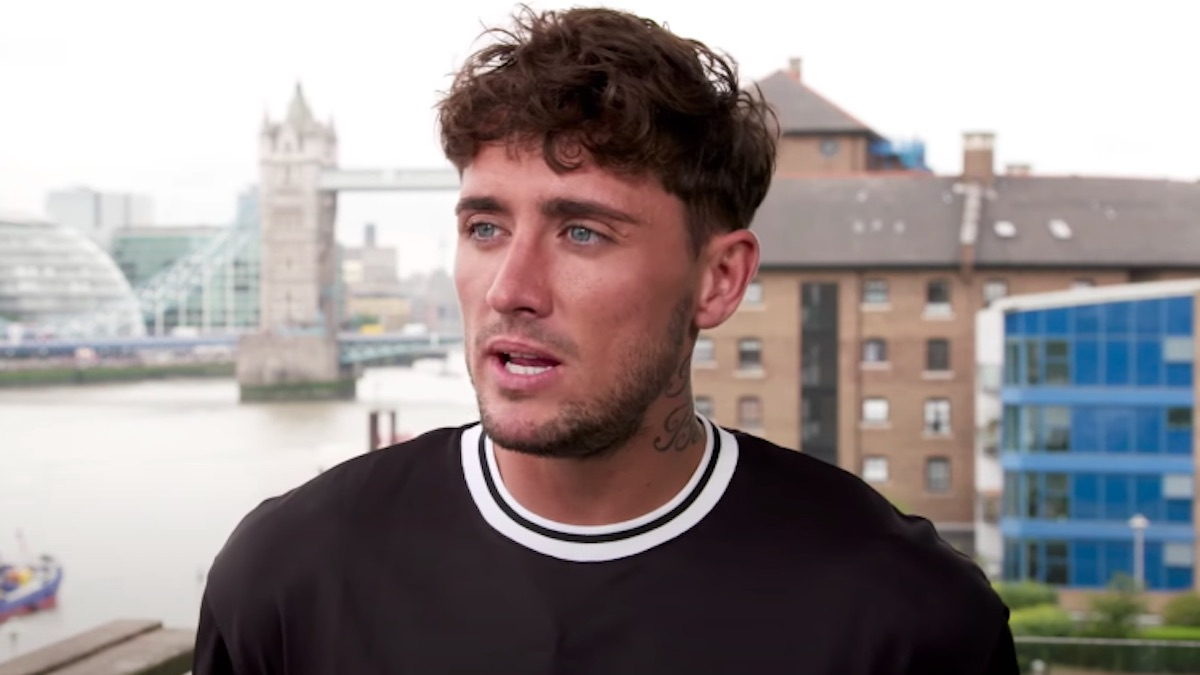 stephen bear on the challenge war of the worlds 2