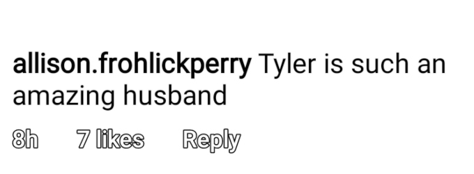 Tyler Baltierra of Teen Mom OG on Instagram