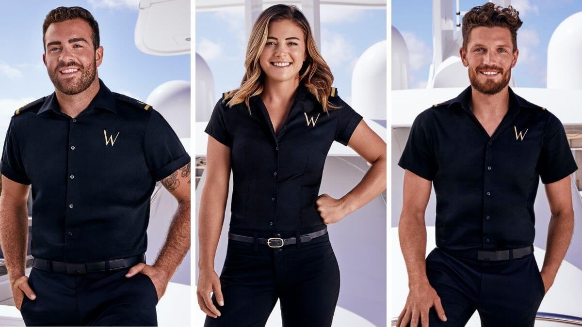 Malia White dishes rumors she fired Alex Radcliffe and Robert Westergaard from Below Deck Mediterranean.