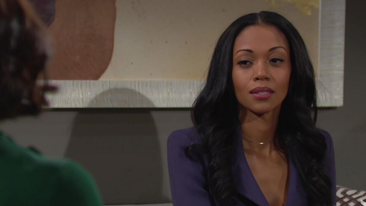The Young and the restless spoilers reveal Amanda faces off with Sutton.