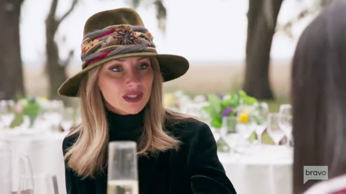 Ashley Jacobs on Southern Charm.