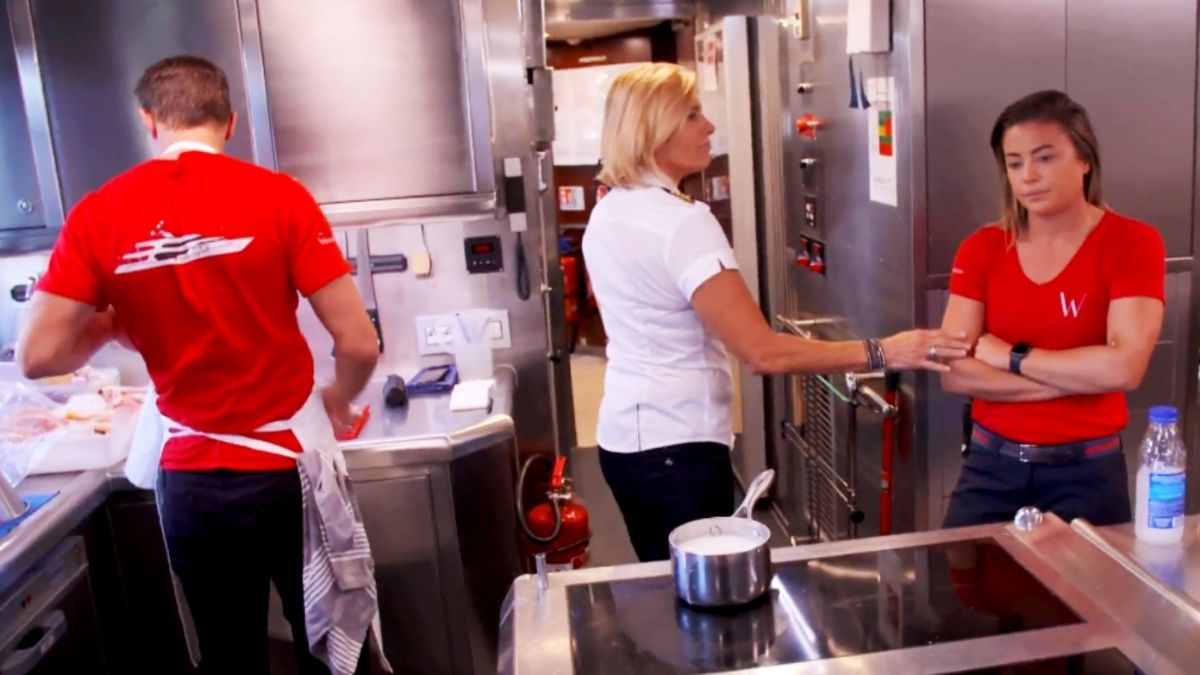 Below Deck Mediterranean viewers outrage over Captain Sandy and Malia hinder Season 6 of Bravo show.