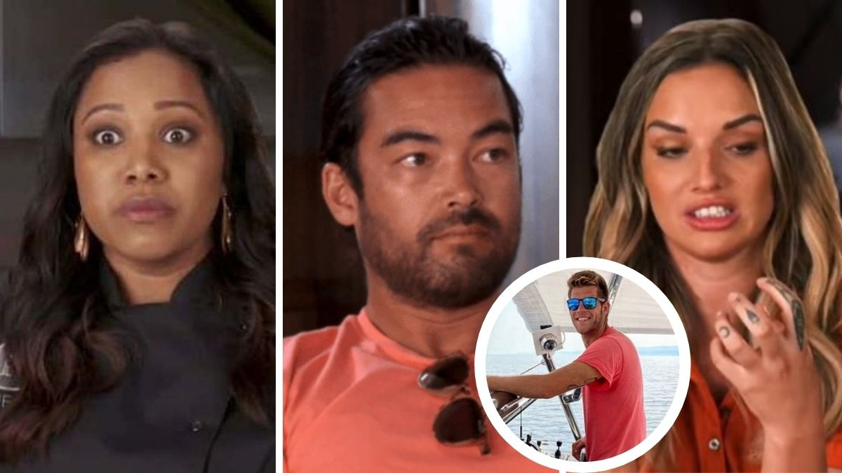 Colin MacRae and Alli Dore blast Jean-Luc Cerza Lanaux over his comments about being Dani Soares' baby daddy.