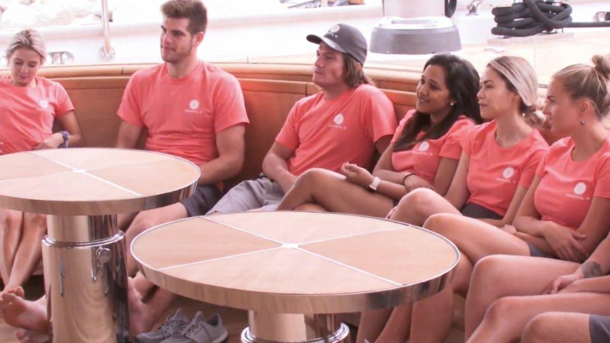Below Deck Sailing Yacht Season 2 reunion trailer just dropped.