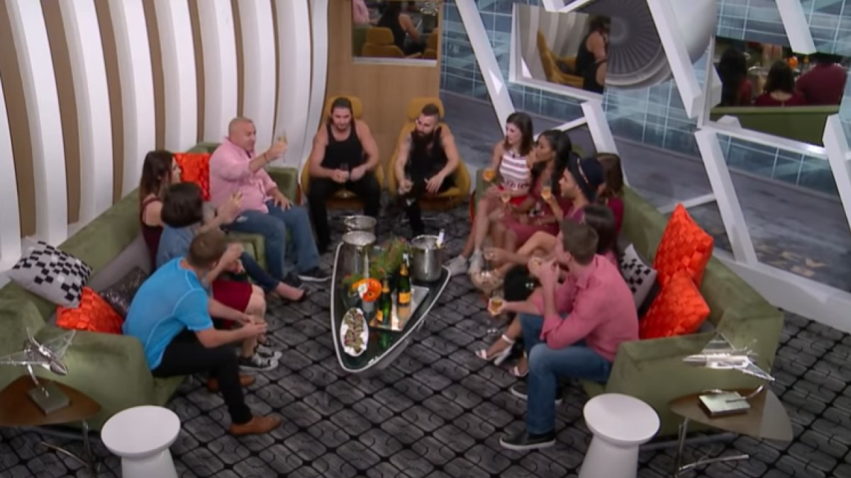 Big Brother 18 Cast