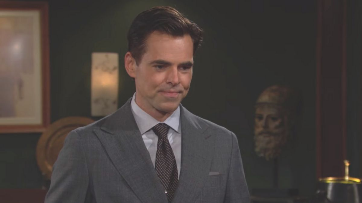 The young and the Restless spoilers reveal iBilly and Victoria face off.