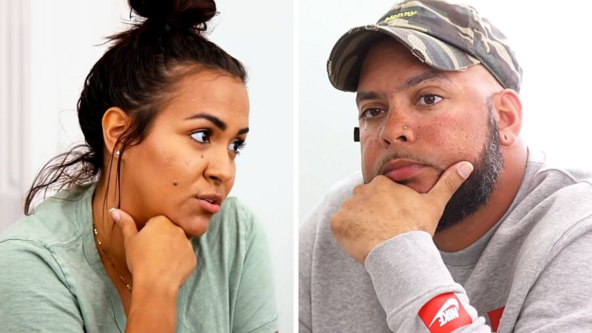 Briana DeJesus and Luis Hernandez of Teen Mom 2