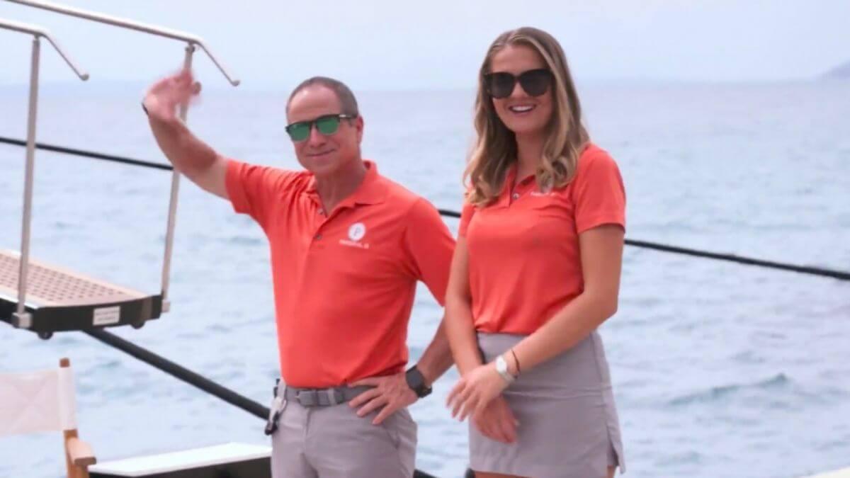 Captain Glenn Shephard teases Below Deck Sailing Yacht Season 2 ending.