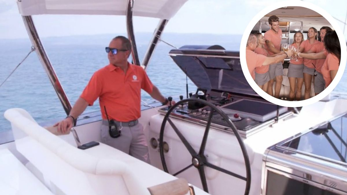 Captain Glenn Shephard reveals big difference between Below Deck Sailing Yacht Season 1 and 2 crews.