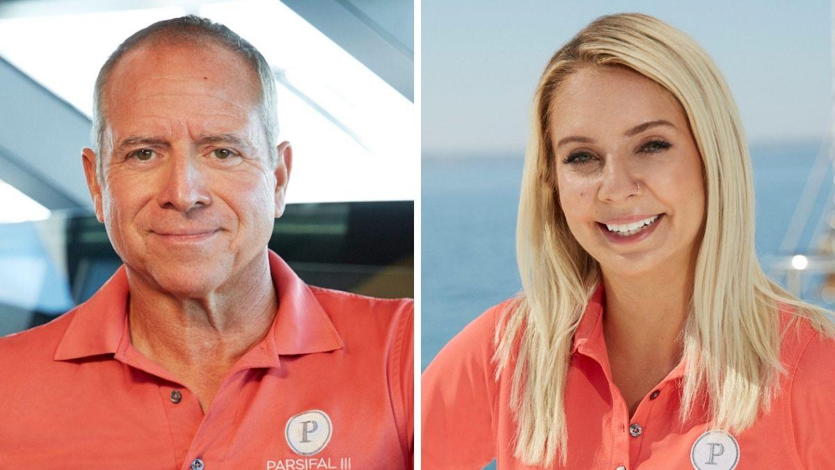 Captain Glenn Shephard and Sydney Zaruba from Below Deck Sailing Yacht respond to dating rumors.