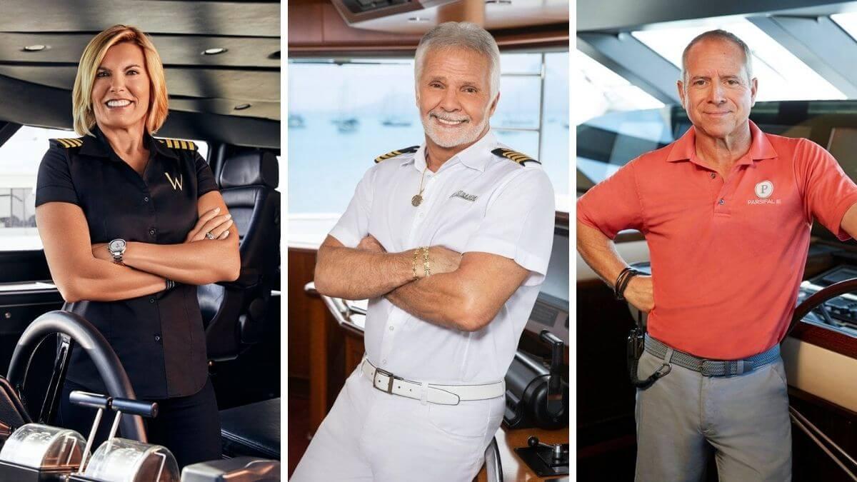 Captain Lee, Captain Sandy and Captain Glenn talk Below Deck friendship.
