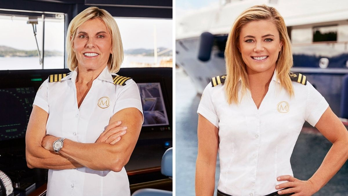 Below Deck Mediterranean fans love that Captain Sandy and Malia White got what they deserved in premiere.