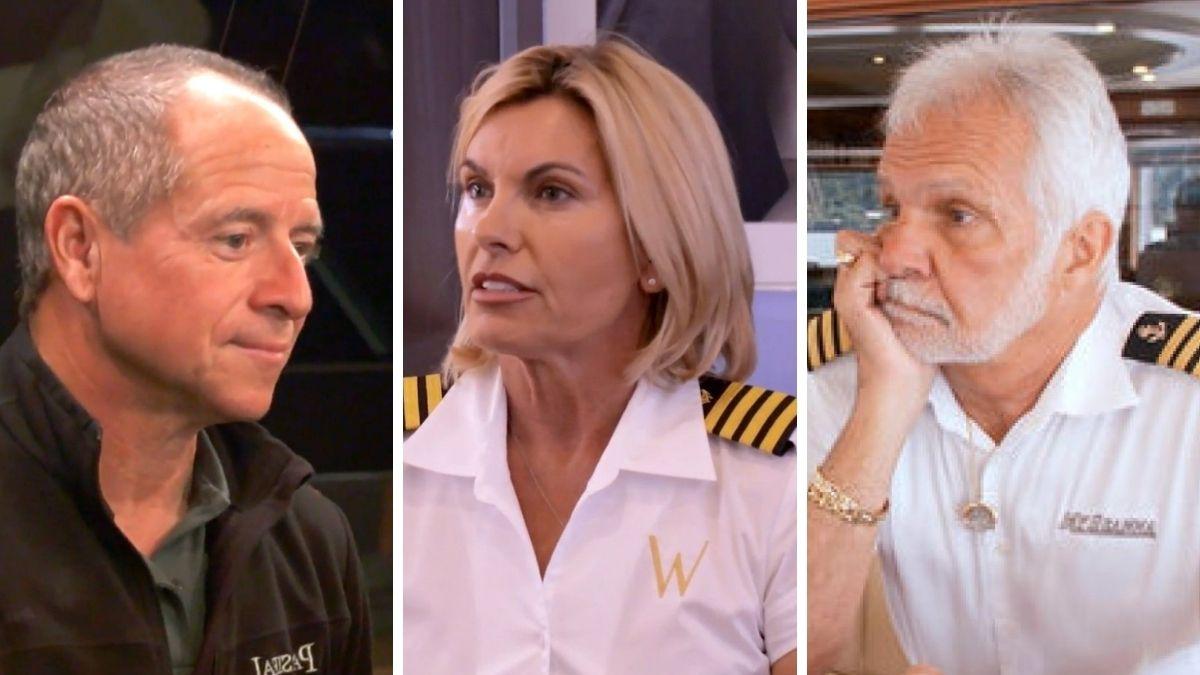 Below Deck fans bash Captain Sandy over Caption Lee and Captain Glenn comments.