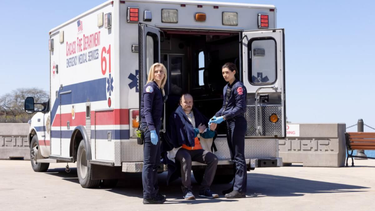 Chicago Fire Finale Image