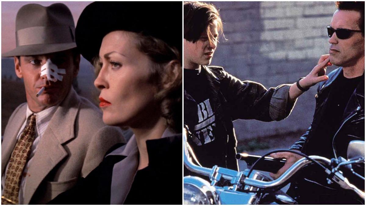 Chinatown and Terminator 2 on Netflix